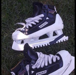Bauer Supreme 1000 Goalie Skates